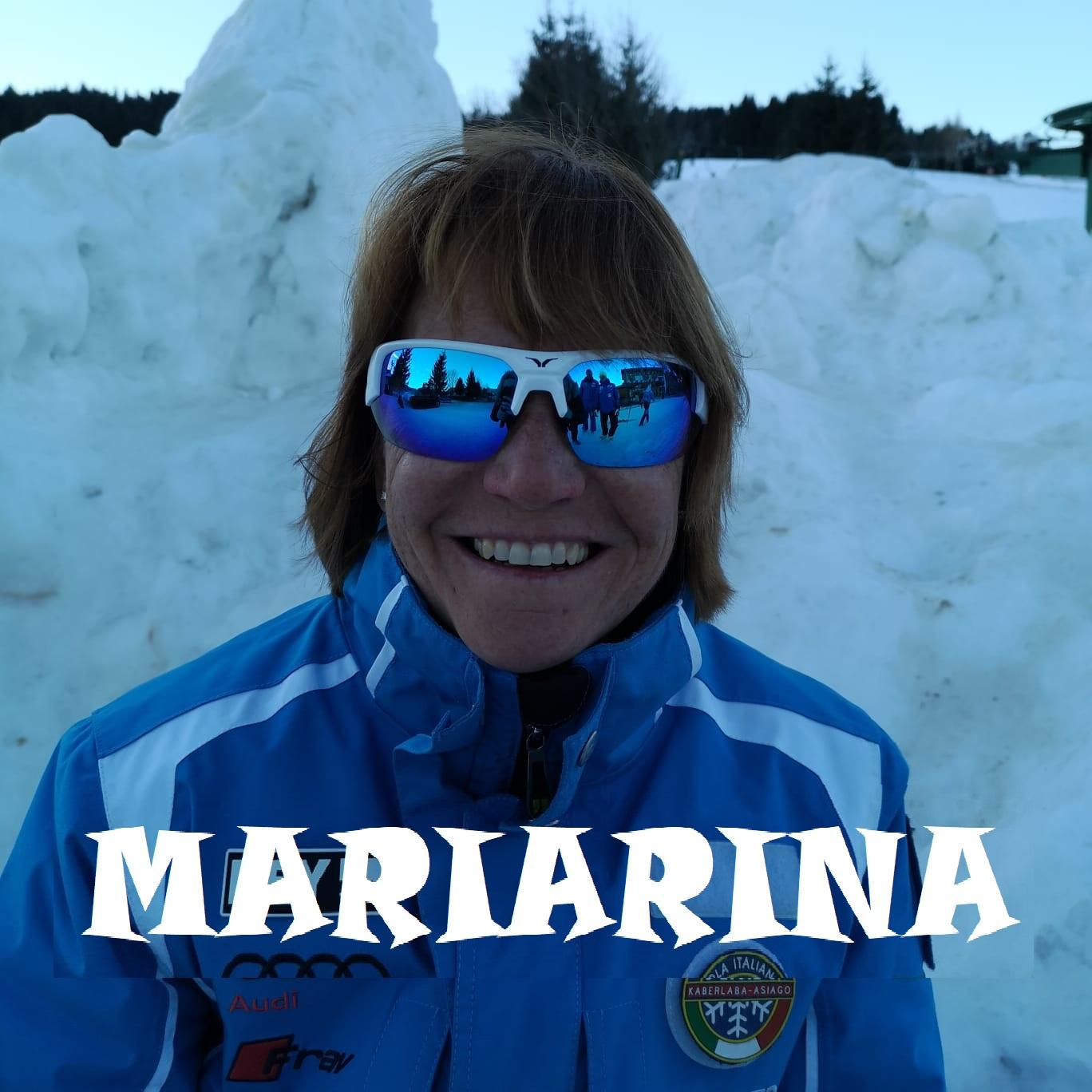 MAESTRA MARIARINA